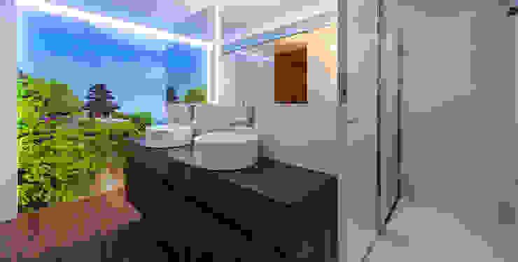 Bathroom by Estudio TYL