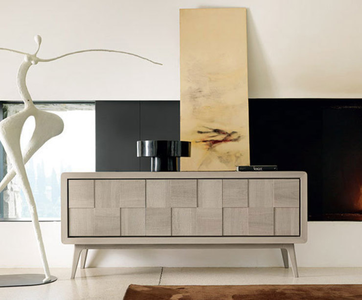 Zanebono Sideboard: modern  von KwiK Designmöbel GmbH,Modern