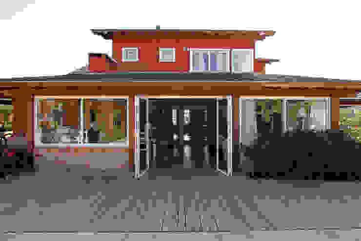 CASA DE CAMPO Casas rústicas por Graça Brenner Arquitetura e Interiores Rústico