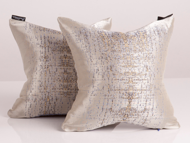 Stardust- Cushions by Beatwoven