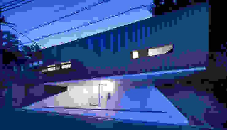 Maisons modernes par 設計組織DNA Moderne