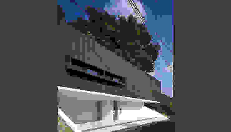 House in Umamioka モダンな 家 の 設計組織DNA モダン