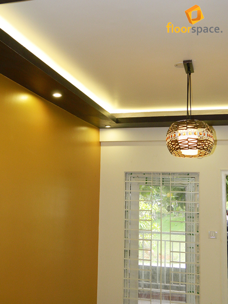 Project Signature - Ceiling Aura Classic style dining room by Floorspace Classic