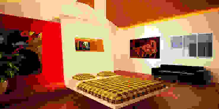Week end Bungalow Pankaj Mhatre Architects. Modern