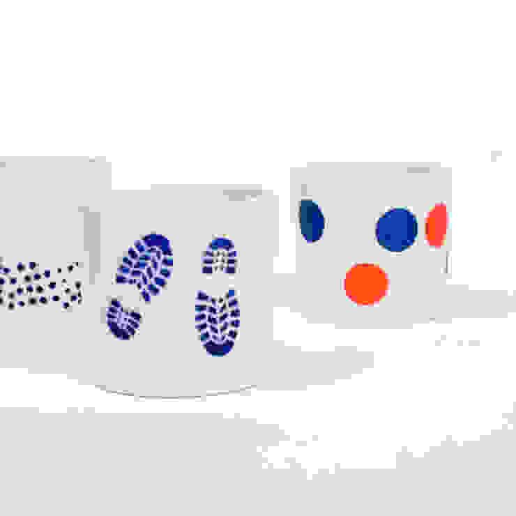 les céramiques de Jean-Marc Fondimare par l'atelier des garçons