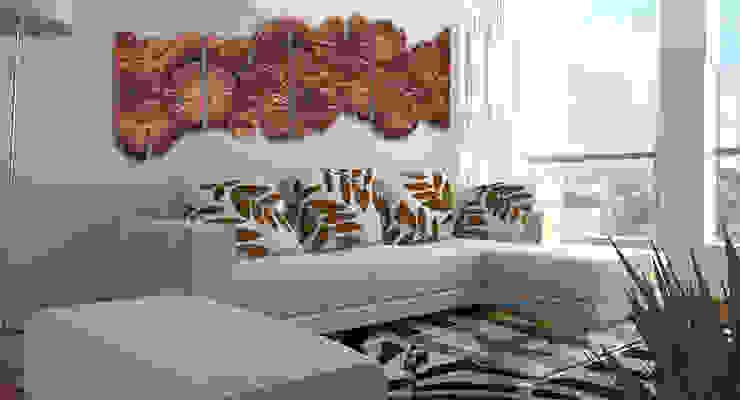 Aplicación Mural Monet de Murales Artisticos Decorativos Moderno