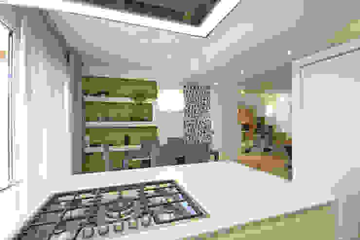 House in Marostica Cucina moderna di Diego Gnoato Architect Moderno