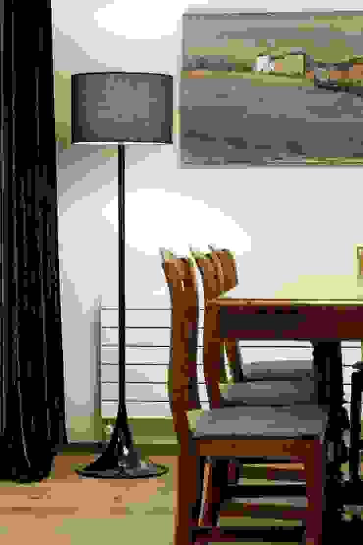 Lámpara Moderna de Salón Oregon de Ámbar Muebles Moderno