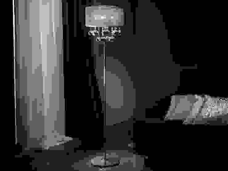 Pie Salón Moderno Corona de Ámbar Muebles Moderno