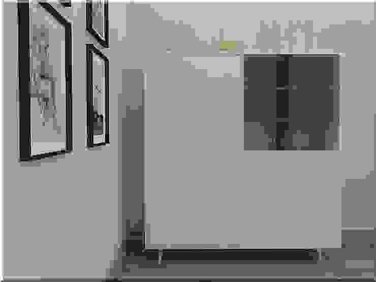 Mueble auxiliar Casas de estilo ecléctico de MUMARQ ARQUITECTURA E INTERIORISMO Ecléctico