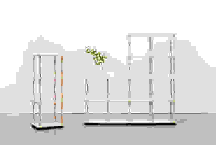 2×4+2×2 arrangement od seitmorgen Nowoczesny