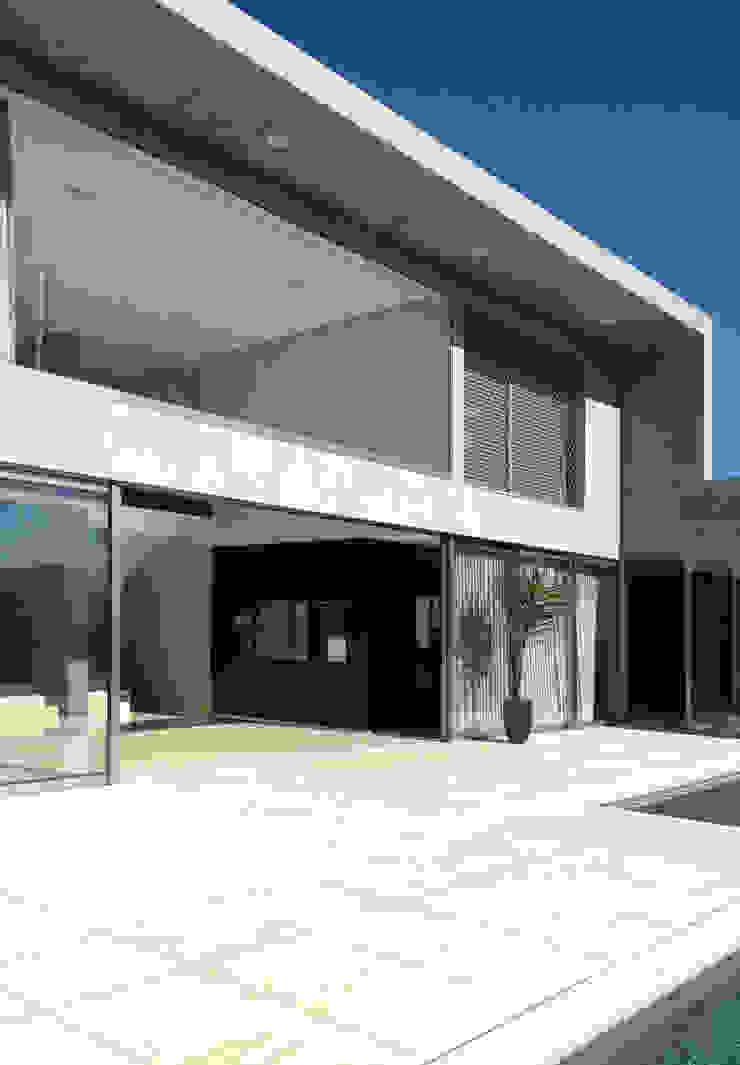 Residência FC Casas modernas por Vasconcellos Maia Arquitetos Associados Moderno