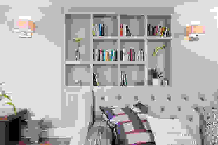 Living room cabinetry Salas de estar clássicas por homify Clássico