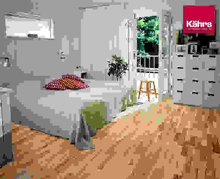 Habitaciones de estilo escandinavo de Kährs Parkett Deutschland Escandinavo