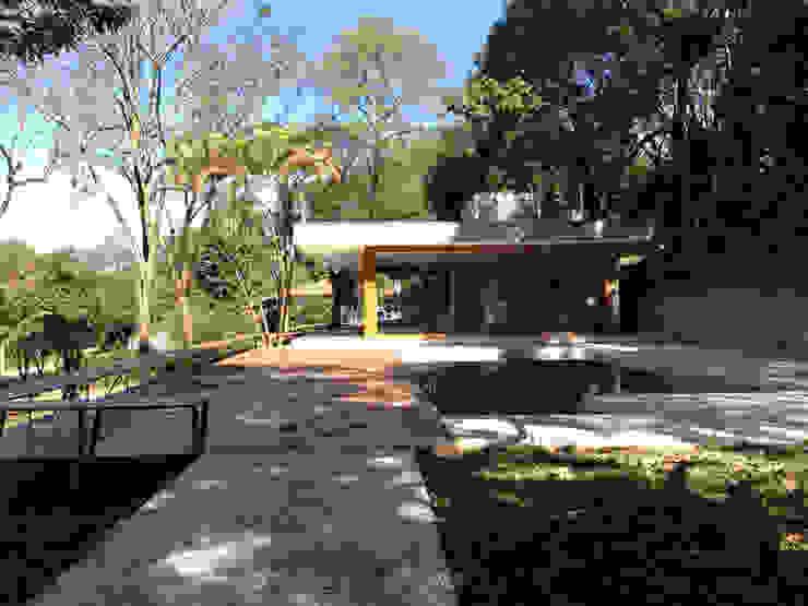 Residência AR Casas modernas por Vasconcellos Maia Arquitetos Associados Moderno