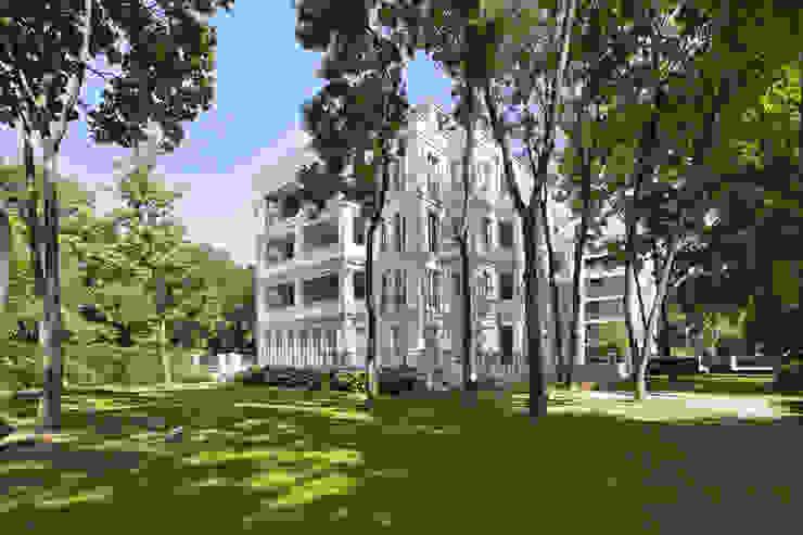Diplomatenpark von Architekturfotograf