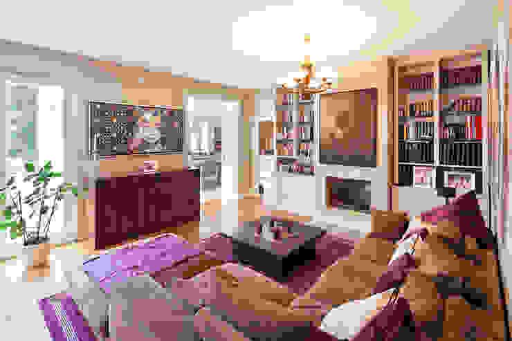 Innenraumaufnahme Wohnung von Professionelle Immobilienfotografie