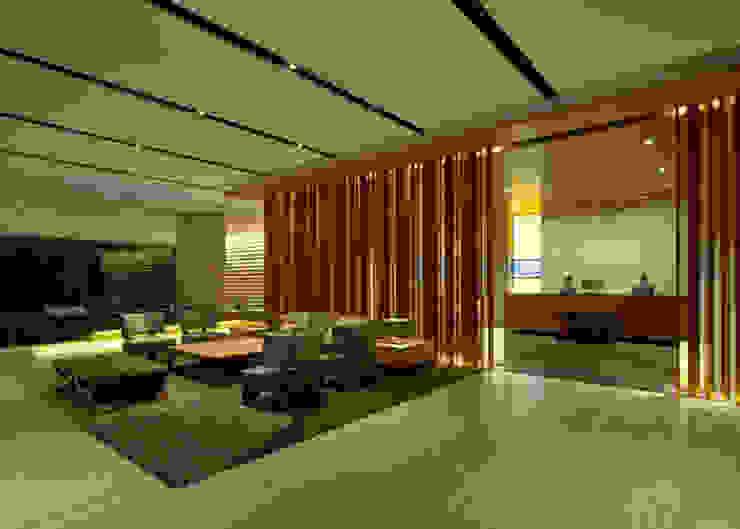 NIPPON DAIRA HOTEL モダンなホテル の WORKTECHT CORPORATION モダン