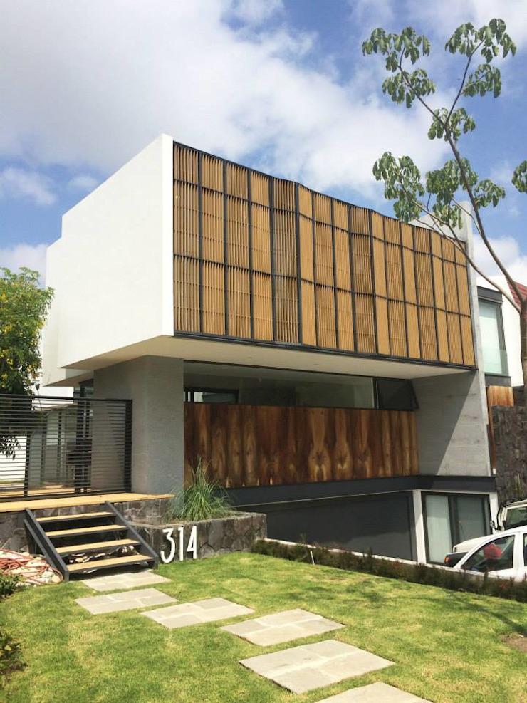 Grupo Boes Casas de estilo moderno