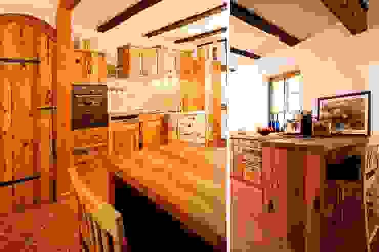 Altholzküche Eiche Ausgefallene Küchen von Pfister Möbelwerkstatt GdbR Ausgefallen