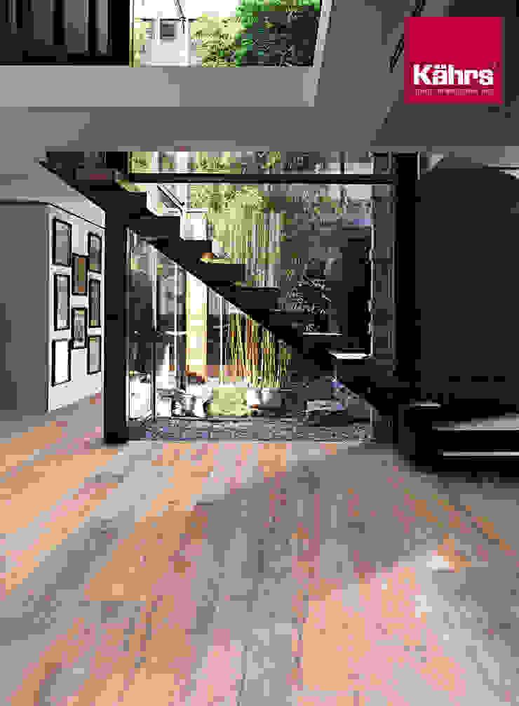 Grande Collection Chalet - Eiche Moderner Flur, Diele & Treppenhaus von Kährs Parkett Deutschland Modern