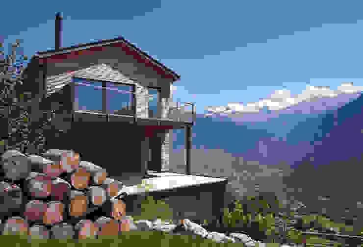 Дома в стиле модерн от Bau-Fritz GmbH & Co. KG Модерн