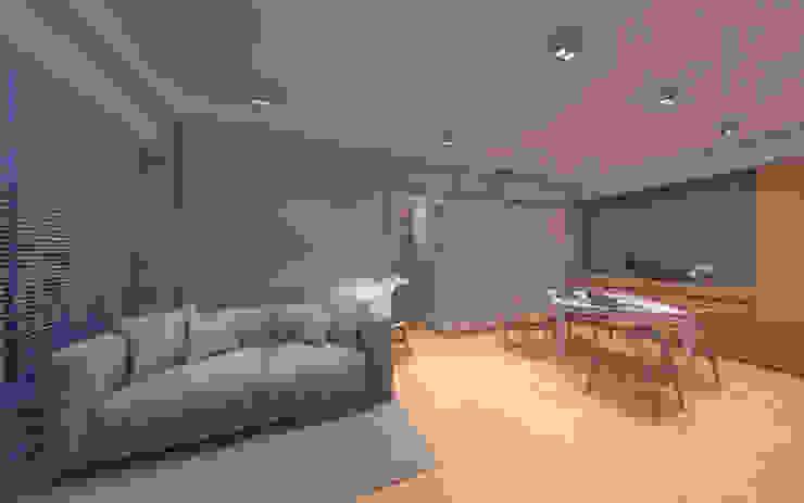SL's Residence: minimalist  by arctitudesign, Minimalist