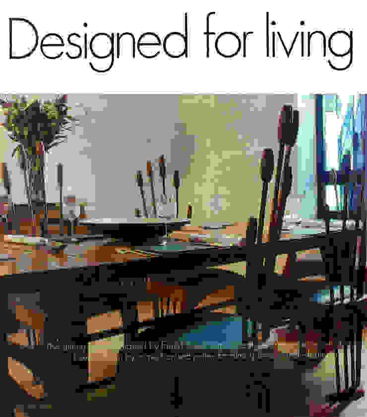 Oak dining set, 'Swamp suite': modern  by David Arnold Design, Modern