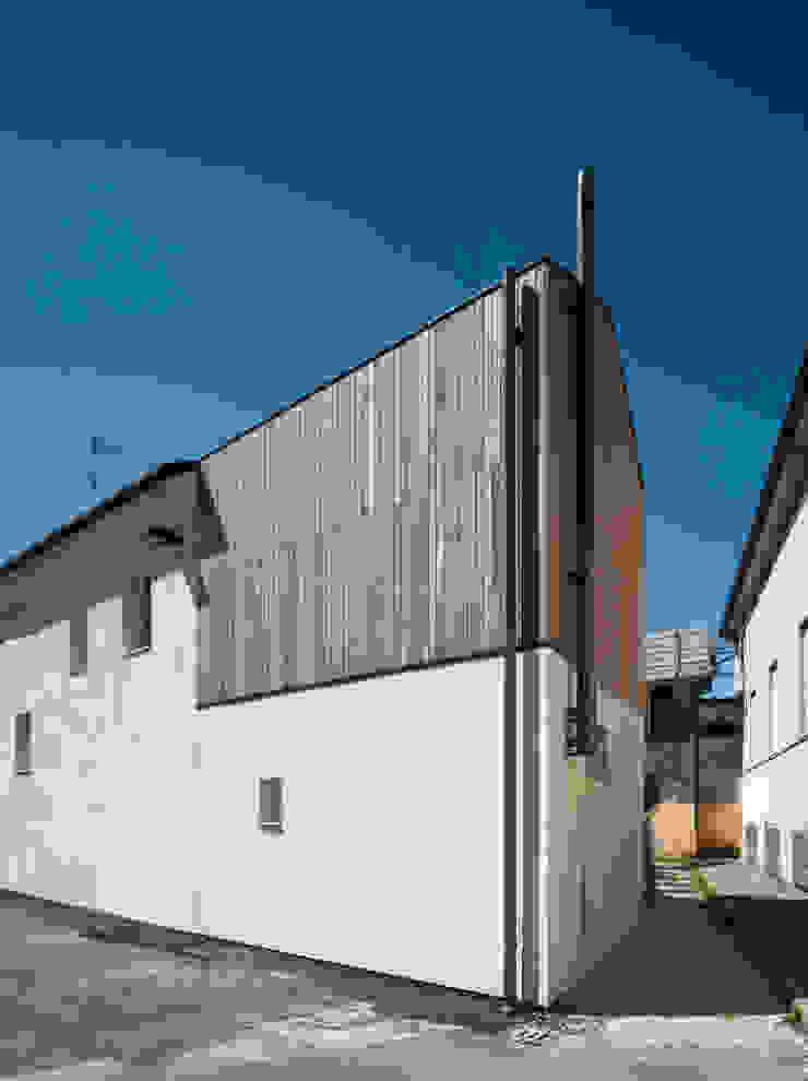 Casa Fiera Massimo Galeotti Architetto Case moderne Legno