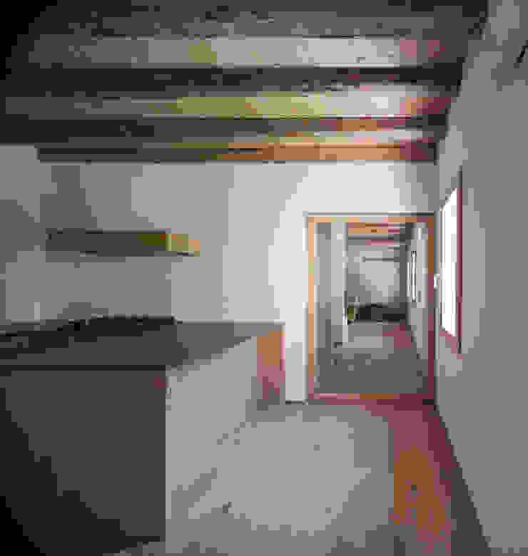 Casa Fiera Massimo Galeotti Architetto Cucina moderna Legno