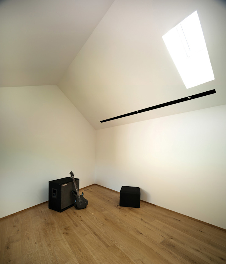 Casa Fiera Massimo Galeotti Architetto Camera da letto moderna