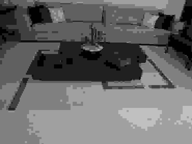 Aline Silva Arquitetura Living room
