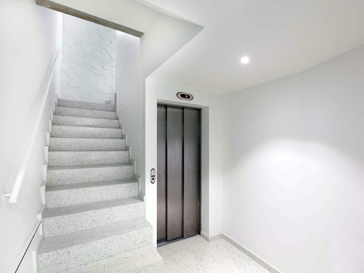 REHABILITACIÓN INTEGRAL DE 10 VIV. EN LA CALLE ESTAFETA de TALLER VERTICAL Arquitectura + Interiorismo