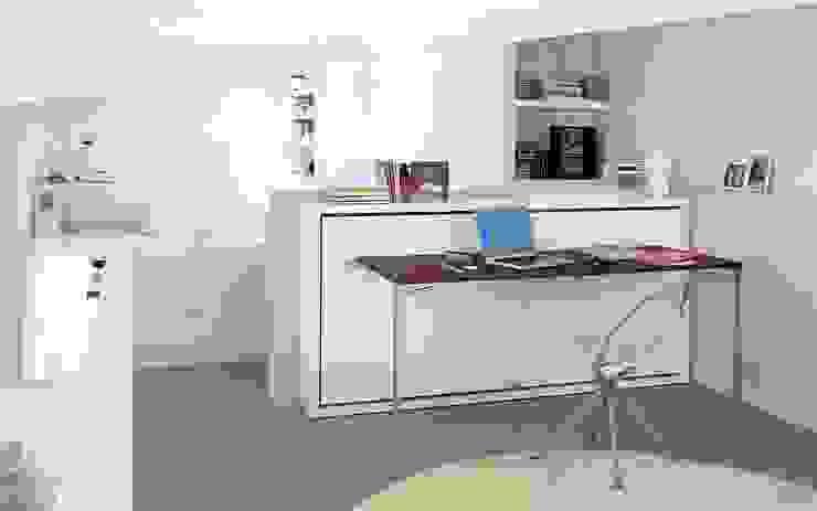 Schrankbett & Tisch Poppi Desk Wohnstation WohnzimmerSchränke und Sideboards