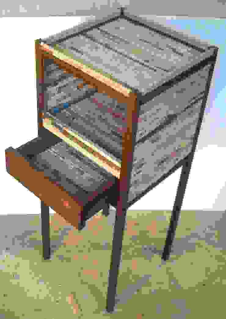 cubo cassetto di Avanzi Lello Rustico