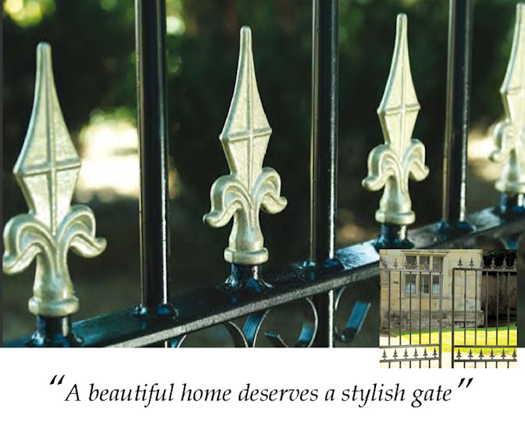 Inspirational Ideas by Garden Gates Direct Classic