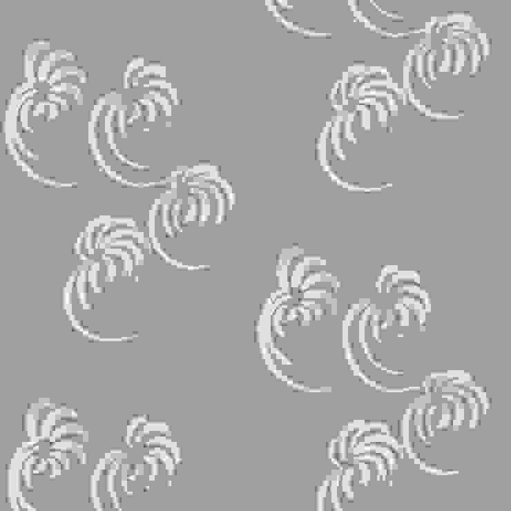 Tumblewind -taupe: modern  by The Biggest Blanket Company, Modern