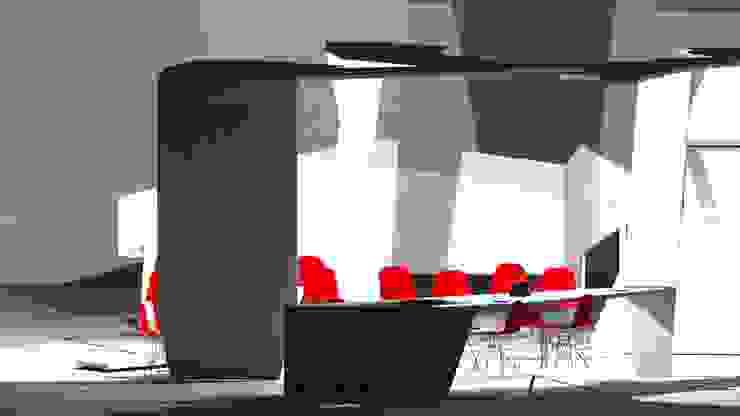 Collaborative consumption—The idea generator tree Modern office buildings by DariaTagliabue Modern