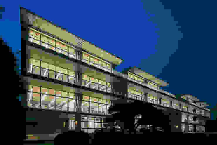 石岡第一高等学校 の Mikami Achitects