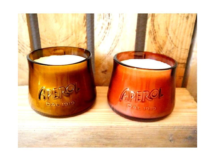 Riciclo creativo di KiiO Candles
