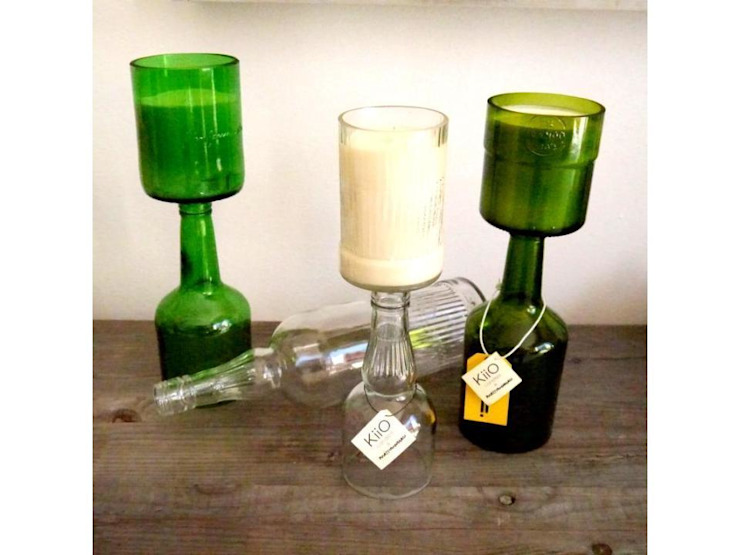 Glass design di KiiO Candles