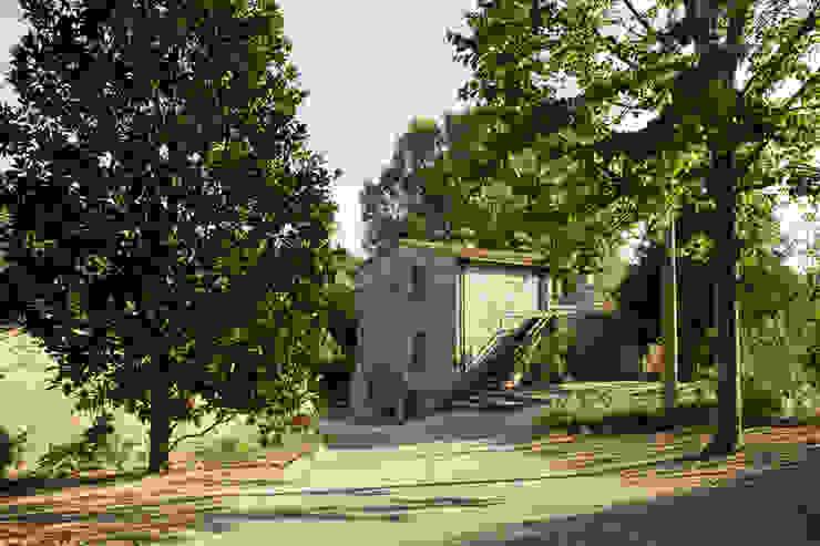 Maisons rustiques par ArchEnjoy Studio Rustique