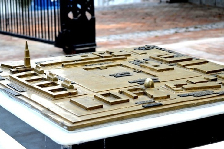 Heritage project at <q>lal dighi </q>Kolkata, west Bengal India : modern  by mrittika,  the sculpture,Modern