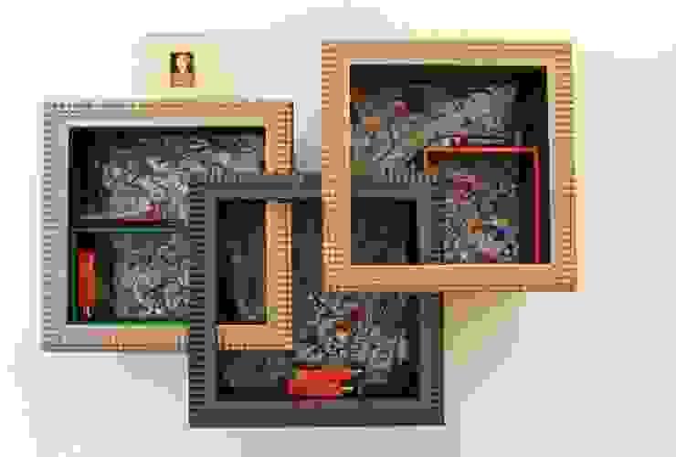 Frame IT - Pollock di Macrit - Materie Creative Italiane Moderno