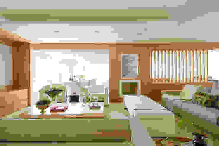Prado Zogbi Tobar Moderne Wohnzimmer