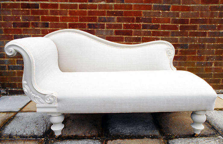 Chaise longue di Meneck Design Moderno