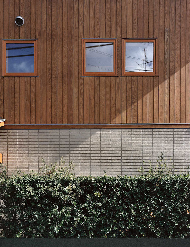 detail オリジナルな 家 の H.Maekawa Architect & Associates オリジナル