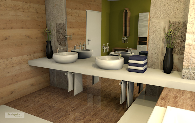 Modern Bathroom by Art of Bath Modern