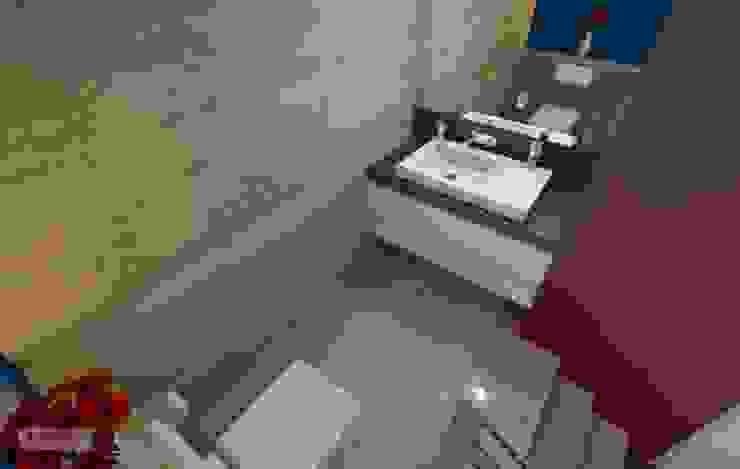 現代浴室設計點子、靈感&圖片 根據 Art of Bath 現代風