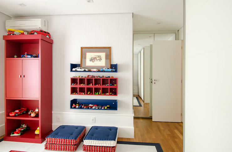 Nursery/kid's room oleh Prado Zogbi Tobar